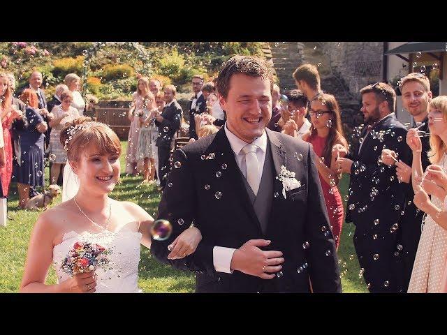 Pohádková svatba Anetky a Honzy (svatební klip)