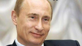 Мой лучший друг это президент Путин!