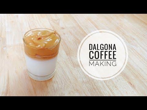 Dalgona Coffee Recipe | How To Make Whipped Coffee | Frothy Coffee | എങ്ങനെ ഡാൽഗോന കോഫി ഉണ്ടാക്കാം?