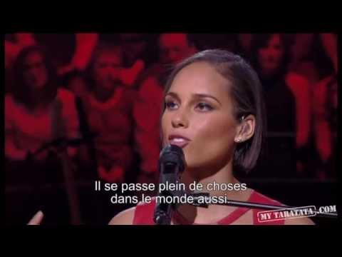 Alicia Keys Interview Part 4 (Live On Taratata Nov 2012)