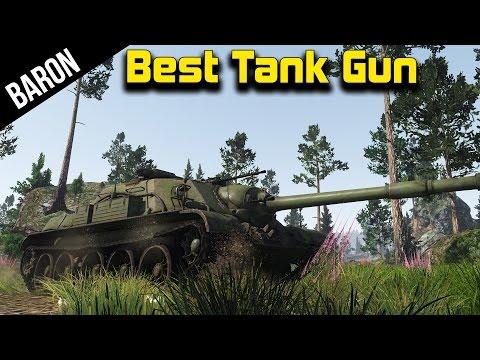 War Thunder Best Tank Gun - SU-122-54 NEW Soviet Tank Destroyer!