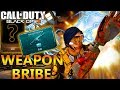 ANOTHER Black Ops 3 Weapon Bribe! I was expecting this DLC gun!