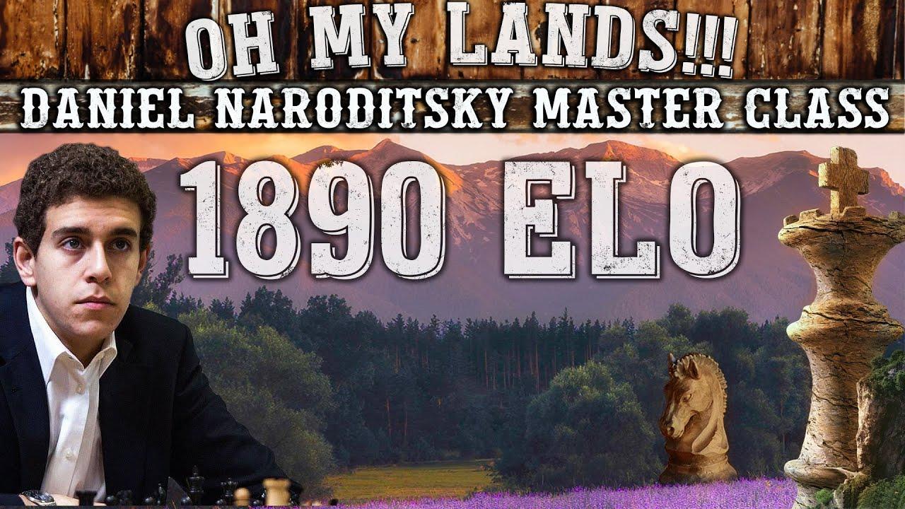 Master Class   Scandinavian Defense   Chess Speedrun   Grandmaster Naroditsky