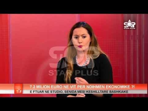 7.2 MILION EURO NË VIT PËR NDIHMËN EKONOMIKE