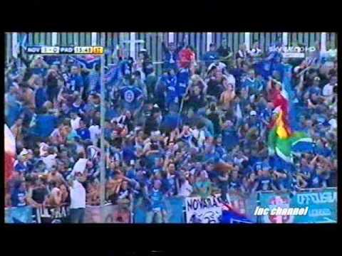 Novara Calcio - Il Sogno è Realtà