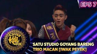 Cover images Satu Studio Goyang Bareng Trio Macan [IWAK PEYEK] - Kontes KDI Eps 7 (2/9)