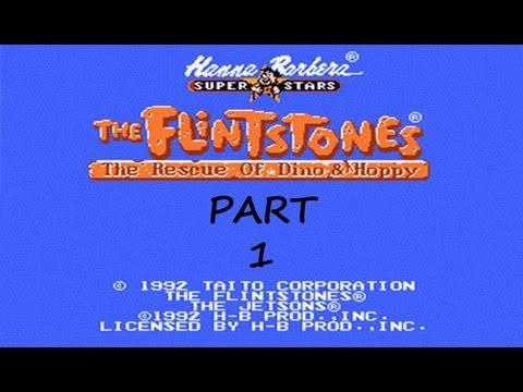 The Flintstones The Surprise At Dinosaur Peak First