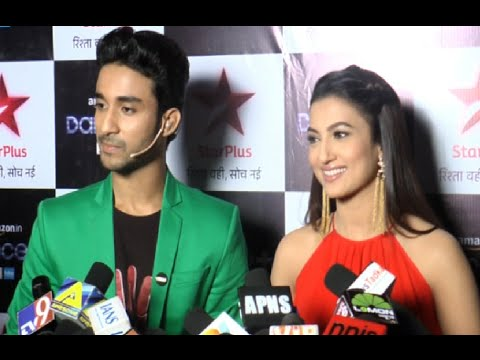 Dance Plus - Gauhar Khan And Raghav Juyal Interview 2015