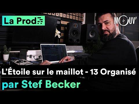 Youtube: 13 ORGANISÉ –«L'étoile sur le maillot»: comment Stef Becker a composé le hit