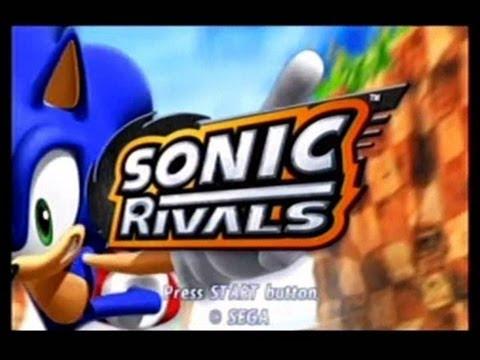 Sonic Rivals Скачать Торрент - фото 8