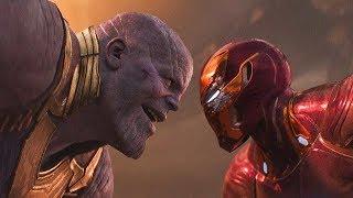 Russo Bros Explain ORIGINAL FINAL Scene In AVENGERS INFINITY WAR