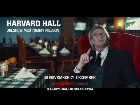 O'Learys Mall of Scandinavia - Julshow med Tommy Nilsson