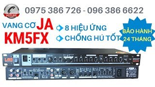 Có vang cơ KM5FX sẽ ko cần vang số nữa. LH 0975386726 - 0963866622