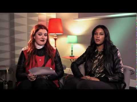 Icona Pop: Lesson in Swedish for fangirls