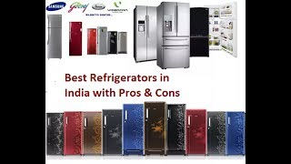 Best Refrigerator In India | Top 10 best refrigerator In India