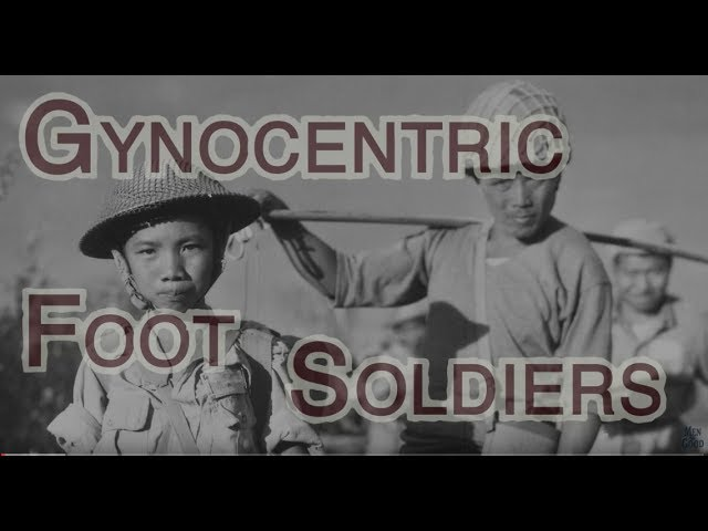 The Making of Gynocentric Soldiers