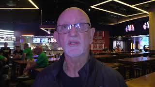 BOXING LEGEND JOHNNY LEWIS GIVES HIS TAKE ON TOMORROW'S ST PATRICKS DAY CARD