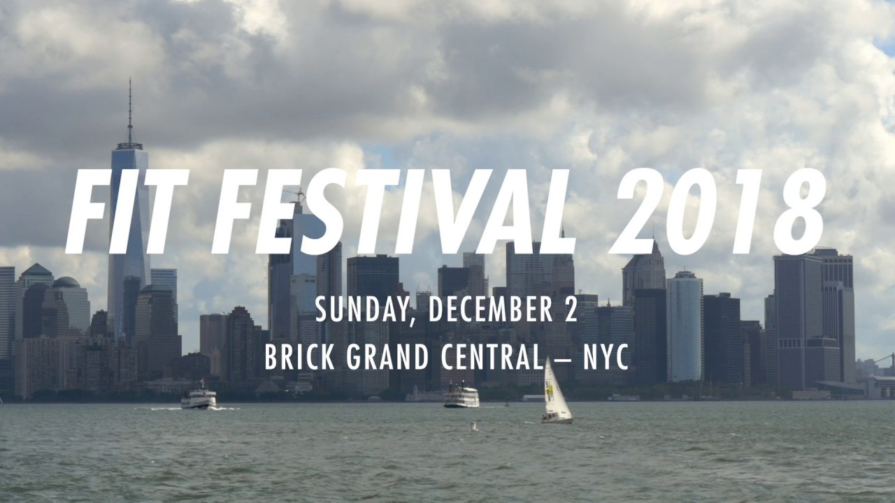 Fit Festival Holiday Market 2018 New York City