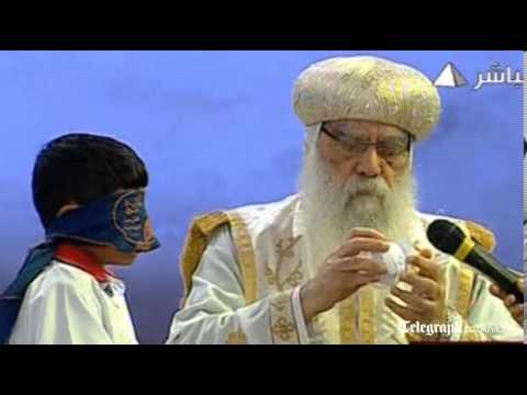 New Coptic pope is chosen in Egypt
