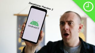 Android 11 Developer Preview 3: Top new features!