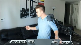 JUSTIN TIMBERLAKE - Filthy (Liam O'Brien Cover)