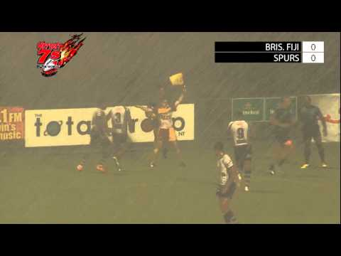 Brisbane Fiji vs Spurs 7s Buff FInal, Hottest 7s 2016