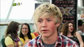 Niall Horan's X Factor Audition - The X Factor 2010 (Full Version) HD