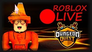 DUNGEON QUEST WAVE DEFENCE UPDATE! 102+ Grinding Roblox Stream #55