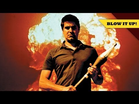 Blow It Up! New Show with Tory Belleci - YouTube