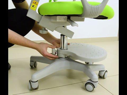Регулировка детского кресла Mealux Mio-2 (Y-408)