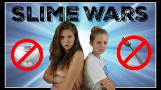 NO GLUE SLIME WARS ⚡ MAKING SLIME WITH HANDSOAP AND SHAMPOO