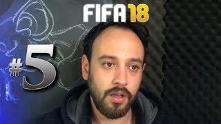 FIFA 18 YENİ KARİYER #5: YENİ TRANSFERLER İLE YENİ SEZON!