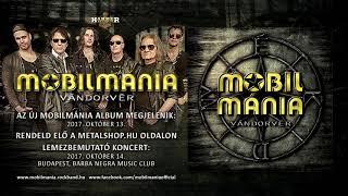 Mobilmánia - Vándorvér Albumelőzetes (Hivatalos előzetes / Official teaser)