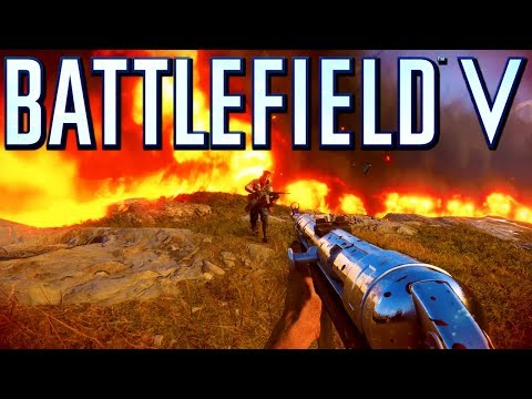 Firestorm World Record NO HUD on Solos - Battlefield V