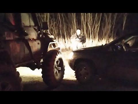 видео: Вода поднялась off road с ОСТРОВА