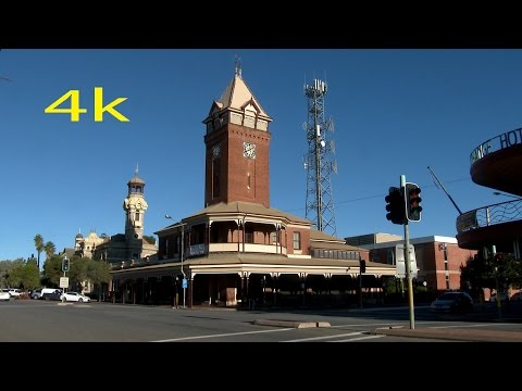 4k NSW Broken Hill