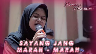 Monica Fiusnaini - Sayang Jang Marah Marah (Cover) Mp3