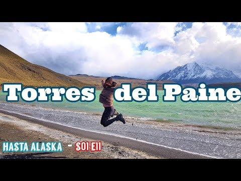 Punta Arenas to Torres del Paine // Patagonia national parks// S01E11