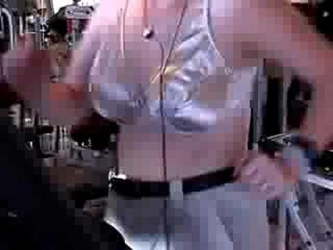 boob bounce treadmill