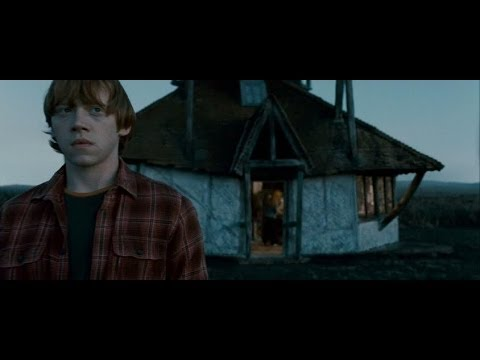 Harry Potter and the Deathly Hallows part 1 theatrical trailer