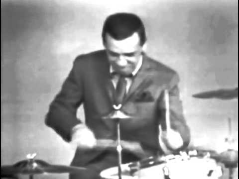 Caravan-Buddy Rich Drums With Harry James & His Orchestra