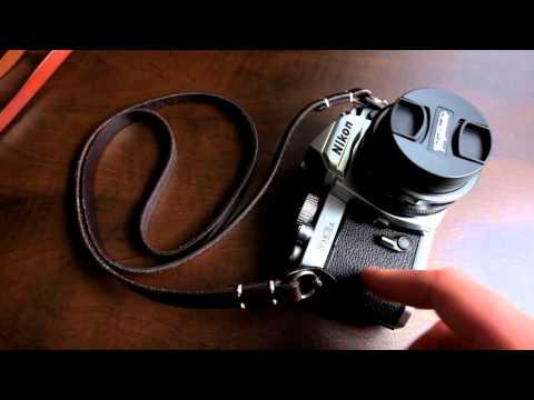 Affordable Leather Camera Straps - Cam-in & Canpis