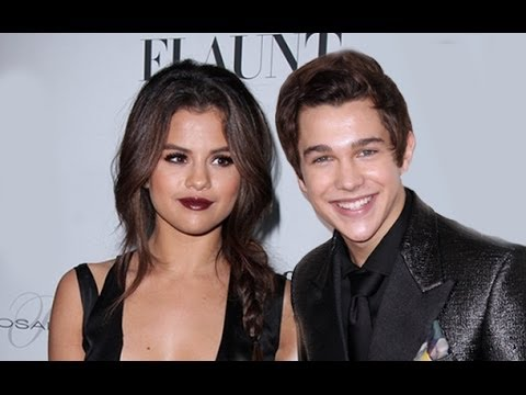Justin Bieber Austin Mahone Photo in Studio Both Dated Selena Gomez