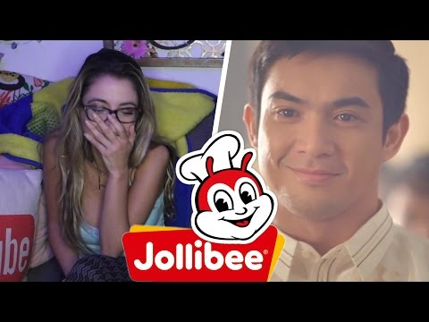 Jollibee Valentines Commercials Reaction! Vow, Crush and Date (You Will Cry!!!) | Lauren Francesca
