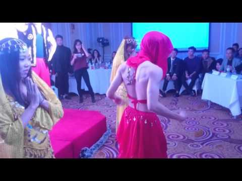 UOL Dance. BUV Christmas party 2015.