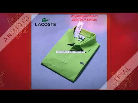 áo Phông Lacoste - Hotline: 09 3456 1727