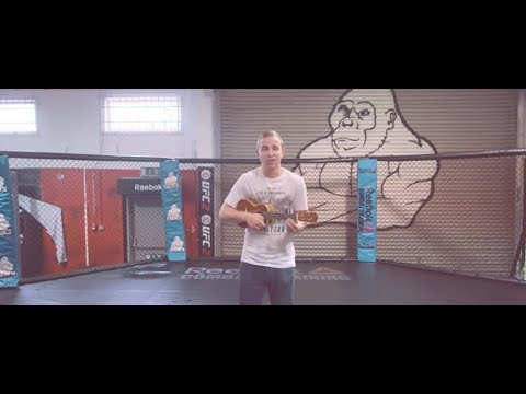 """Mick Konstantin visits SBG to perform """"There's Only One Conor McGregor"""""""