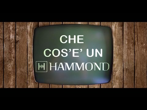 Che cos'è un Hammond? - The history of Rock