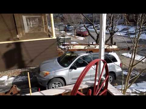 DIY, How to make a roof rack for your car