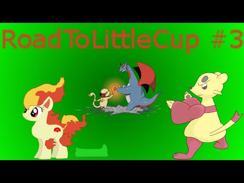 RoadToLittleCup #3 BatonPasssssssssssss
